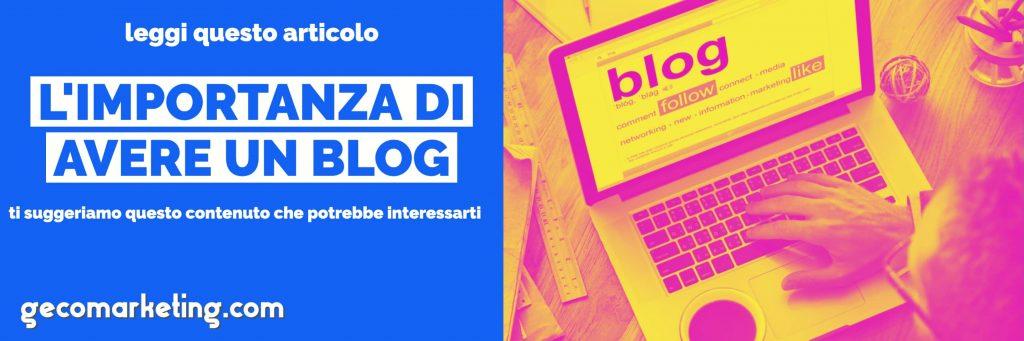 blog negozio